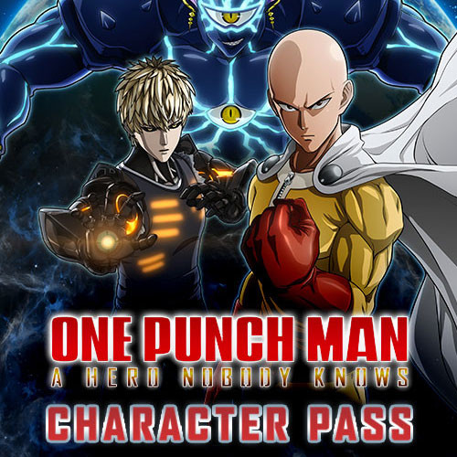 One Punch Man: A Hero Nobody Knows - Character Pass