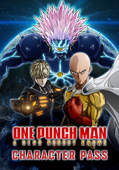 One Punch Man: A Hero Nobody Knows - Character Pass - Cover / Packshot
