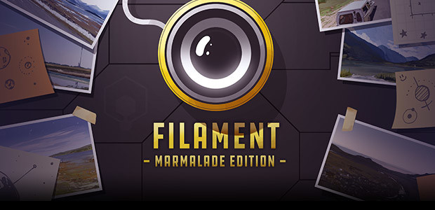 Filament: Marmalade Edition - Cover / Packshot