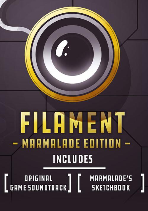 Filament: Marmalade Edition - Cover / Packshot