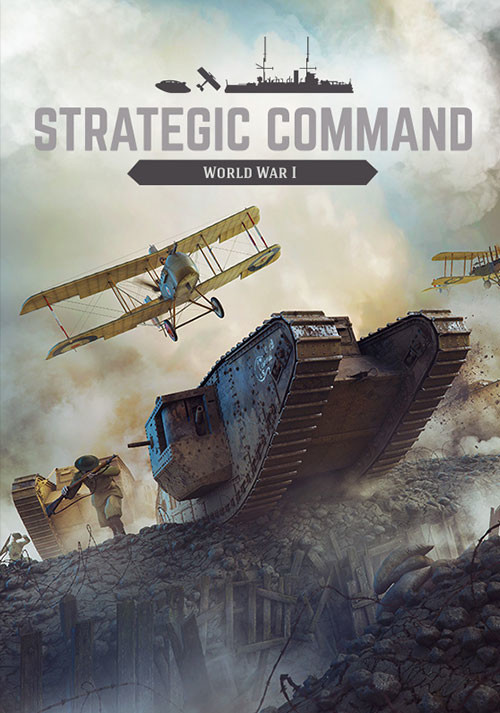Strategic Command: World War I - Cover / Packshot