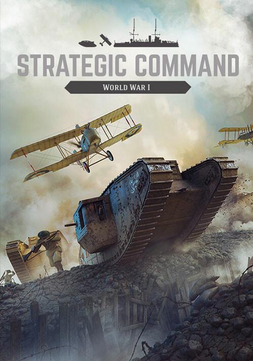 Strategic Command: World War I - Cover / Packshot