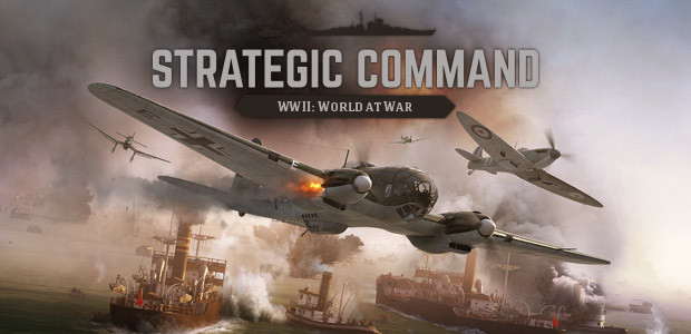 Strategic Command WWII: World at War - Cover / Packshot
