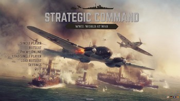 Screenshot1 - Strategic Command WWII: World at War