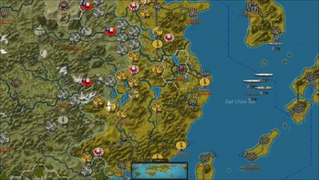 Screenshot4 - Strategic Command WWII: World at War