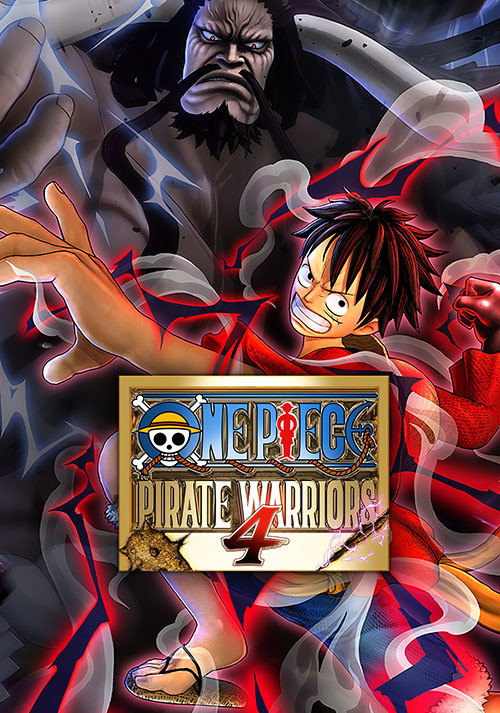 One Piece: Pirate Warriors 4 - Cover / Packshot