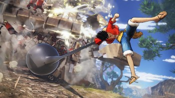 Screenshot4 - One Piece: Pirate Warriors 4