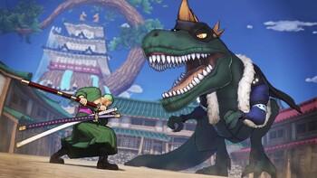 Screenshot1 - One Piece: Pirate Warriors 4