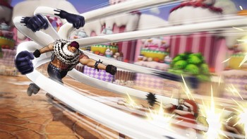Screenshot5 - One Piece: Pirate Warriors 4
