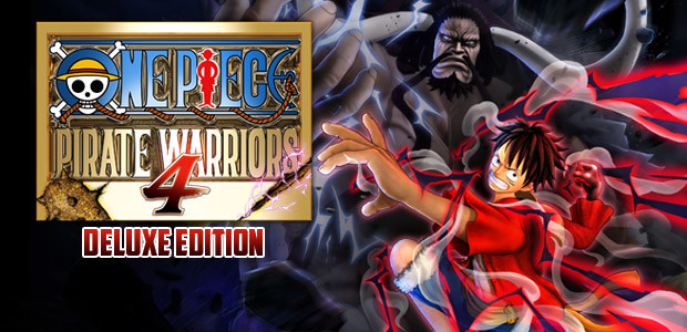 One Piece: Pirate Warriors 4 Deluxe Edition - Cover / Packshot