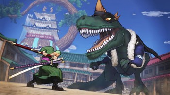 Screenshot1 - One Piece: Pirate Warriors 4 Deluxe Edition