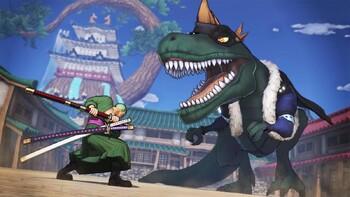 Screenshot1 - One Piece Pirate Warriors 4 - Character Pass