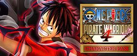 One Piece Pirate Warriors 4 - Character Pass