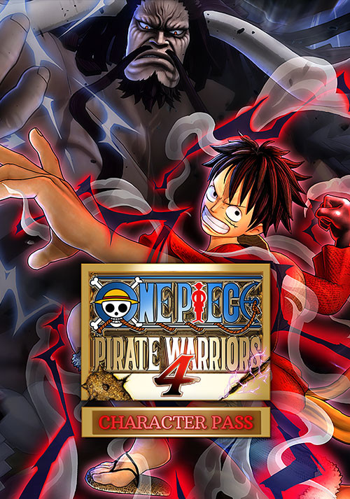 One Piece Pirate Warriors 4 - Character Pass - Cover / Packshot