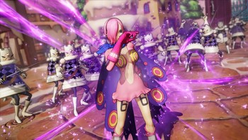 Screenshot2 - One Piece Pirate Warriors 4 - Character Pass