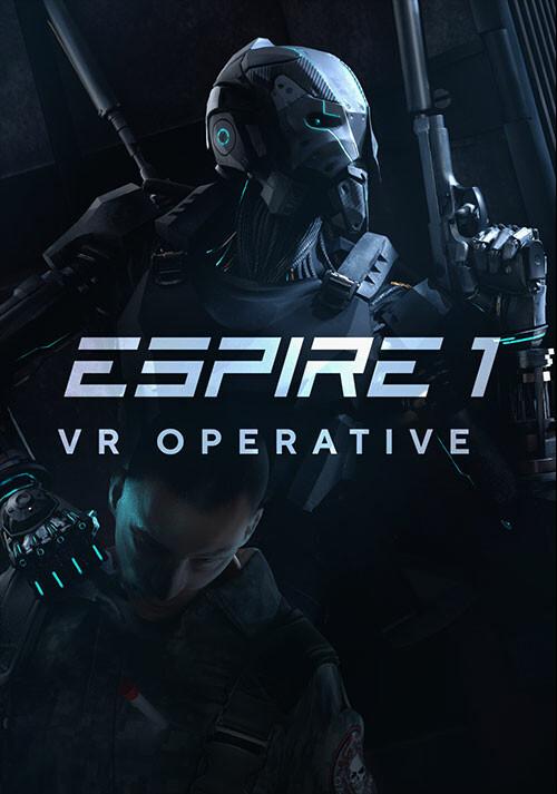 Espire 1: VR Operative - Cover / Packshot