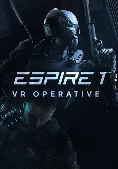 Espire 1: VR Operative - Cover / Packshot
