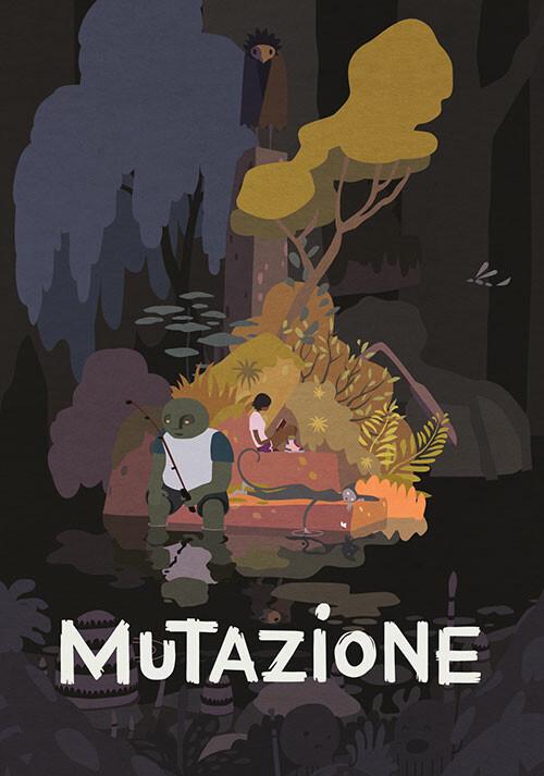 Mutazione - Cover / Packshot