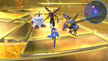 Screenshot1 - Digimon Story: Cyber Sleuth Complete Edition
