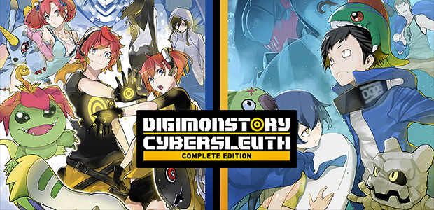 Digimon Story: Cyber Sleuth Complete Edition