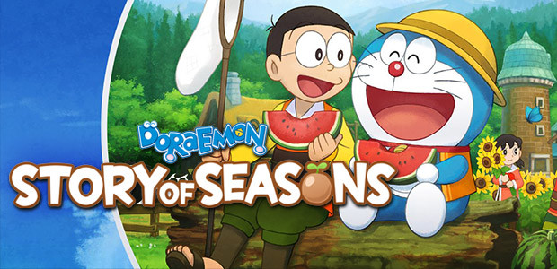 Doraemon Story of Seasons - Cover / Packshot