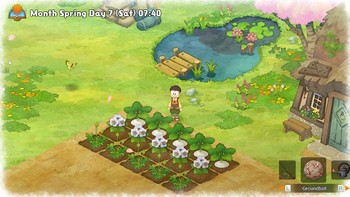 Screenshot10 - Doraemon Story of Seasons