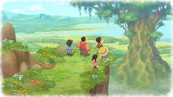 Screenshot3 - Doraemon Story of Seasons
