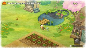 Screenshot9 - Doraemon Story of Seasons
