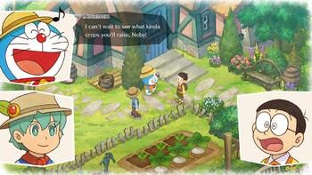 Screenshot8 - Doraemon Story of Seasons