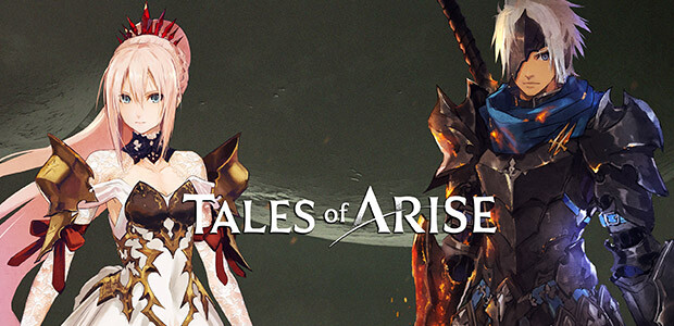 Tales of Arise - Cover / Packshot