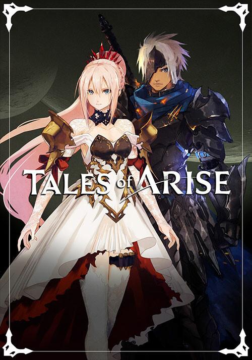 Tales of Arise - Cover / Packshot