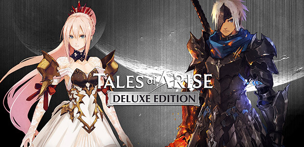 Tales of Arise: Deluxe Edition - Cover / Packshot