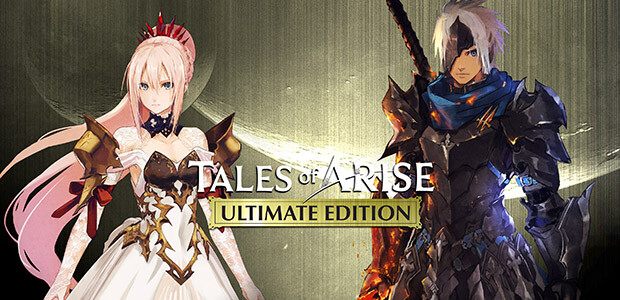Tales of Arise: Ultimate Edition - Cover / Packshot