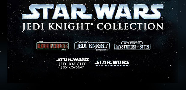 Star Wars Jedi Knight Collection - Cover / Packshot
