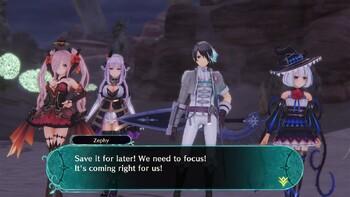Screenshot3 - Dragon Star Varnir Deluxe Pack DLC
