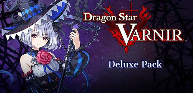 Dragon Star Varnir Deluxe Pack DLC - Cover / Packshot