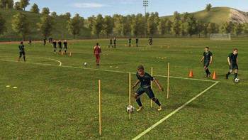 Screenshot1 - Lords of Football