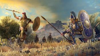 Screenshot1 - Total War Saga: TROY