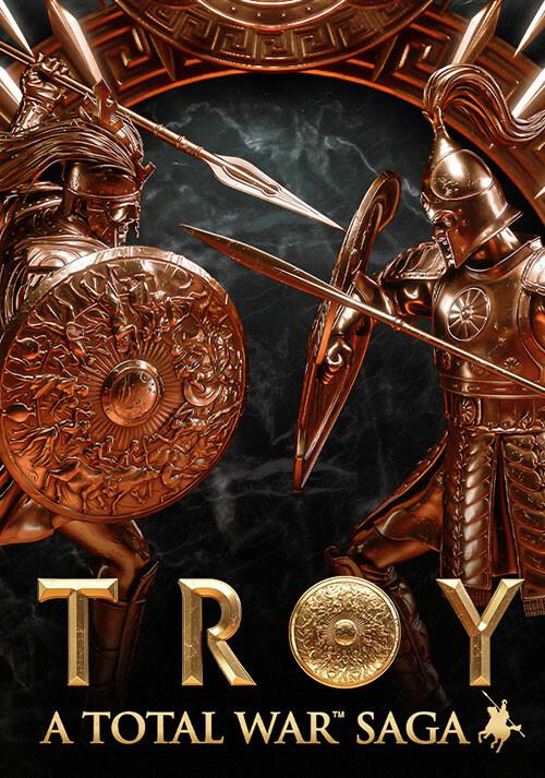 A Total War Saga: TROY - Cover / Packshot