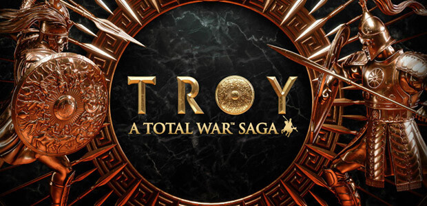 Total War Saga: TROY - Cover / Packshot