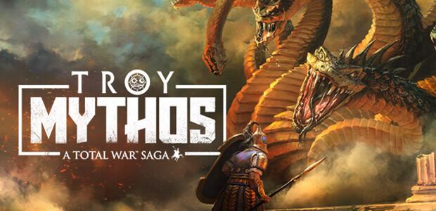 A Total War Saga: TROY - Mythos - Cover / Packshot