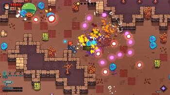 Screenshot6 - Space Robinson: Hardcore Roguelike Action