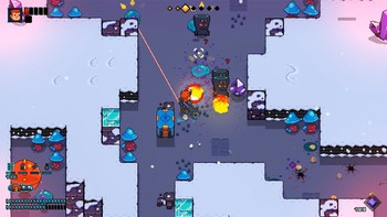 Screenshot3 - Space Robinson: Hardcore Roguelike Action