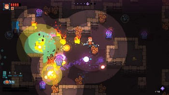 Screenshot5 - Space Robinson: Hardcore Roguelike Action