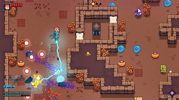 Screenshot7 - Space Robinson: Hardcore Roguelike Action