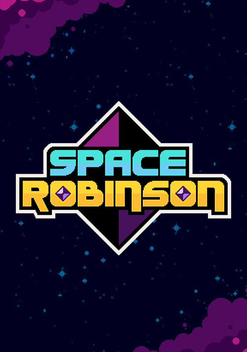 Space Robinson: Hardcore Roguelike Action - Cover / Packshot