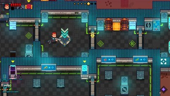 Screenshot2 - Space Robinson: Hardcore Roguelike Action