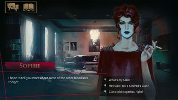 Screenshot1 - Vampire: The Masquerade - Coteries of New York