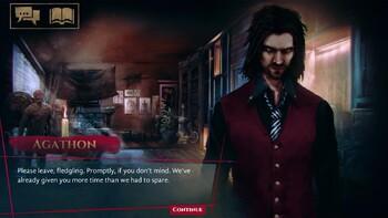 Screenshot2 - Vampire: The Masquerade - Coteries of New York