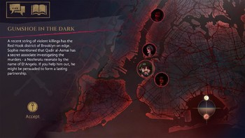 Screenshot5 - Vampire: The Masquerade - Coteries of New York